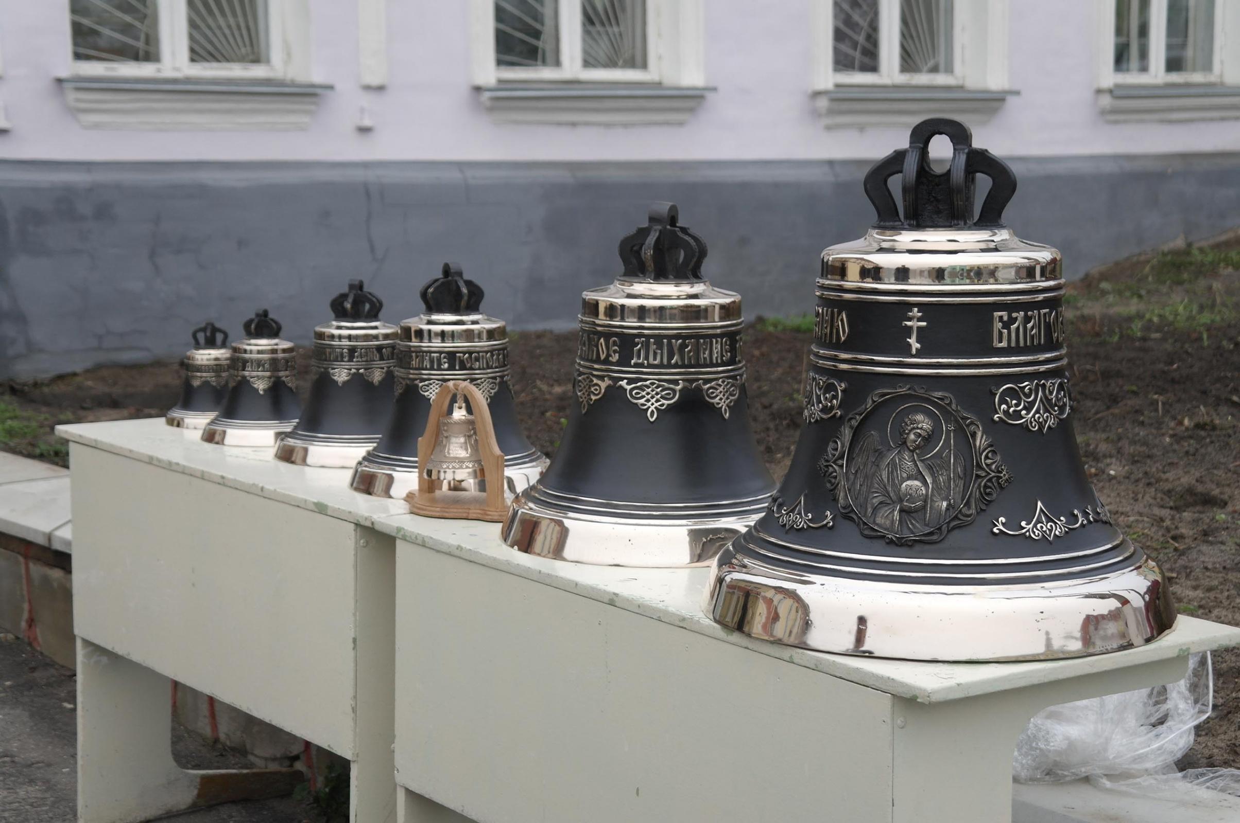 Церковь Всех Святых Колокольня Владимирская область, г. Меленки