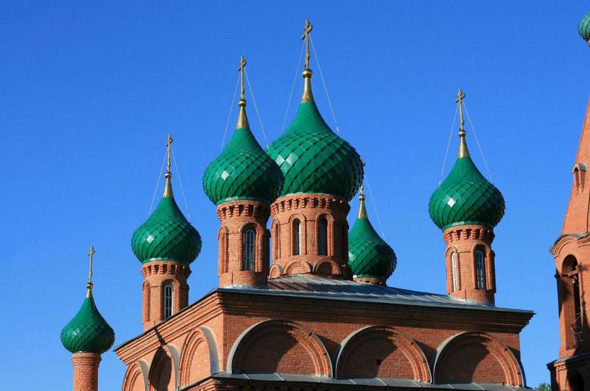 Церковь Вознесения Господня Республика Чувашия, Комсомольский район, с. Комсомольское